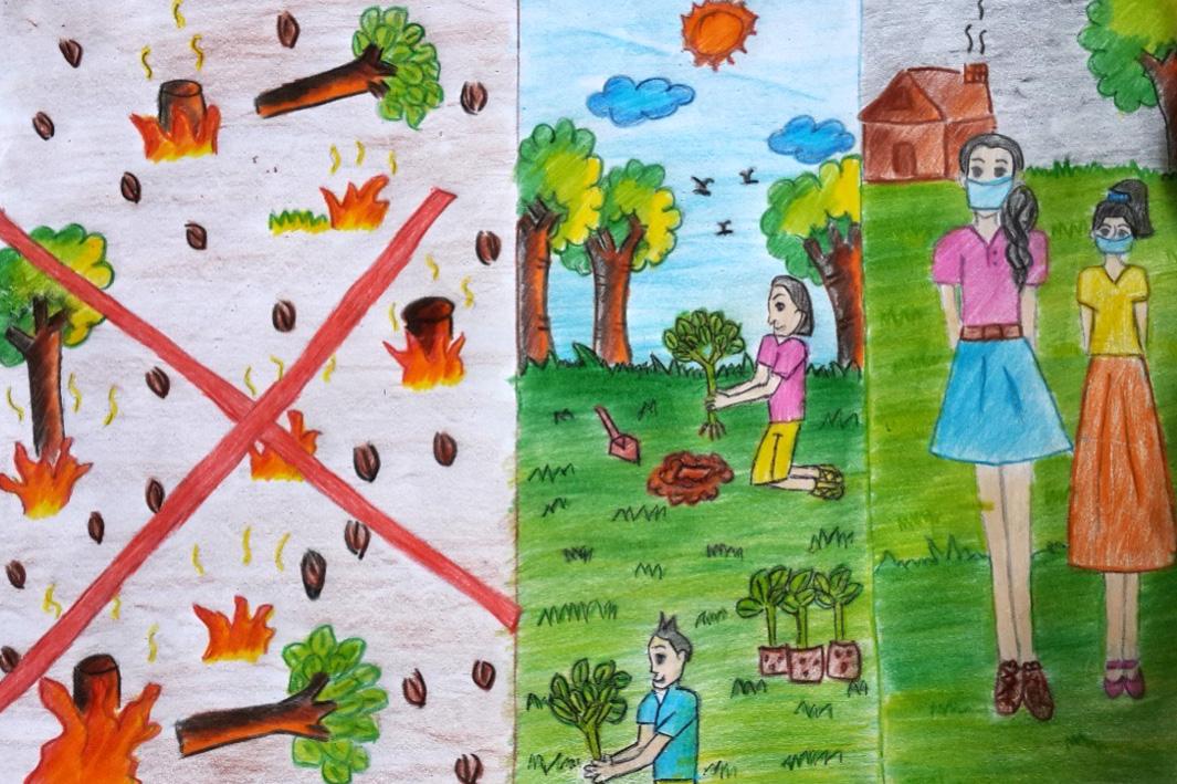 การเฝ้าระวังการเปลี่ยนแปลงสภาพภูมิอากาศ มลพิษหมอกควัน และผลกระทบสุขภาพ ในพื้นที่มีจุดความร้อนสูงในจังหวัดเชียงใหม่ (สำหรับศูนย์ความเป็นเลิศด้านผลกระทบของการเปลี่ยนแปลงสภาพภูมิอากาศต่อสิ่งแวดล้อมและทรัพยากรธรรมชาติประเทศไทย)