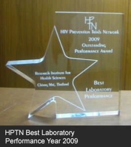 HPTN-Best-Laboratory--Performance-Year-2009