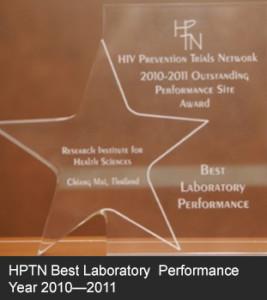 HPTN-Best-Laboratory--Performance--Year-2010—2011