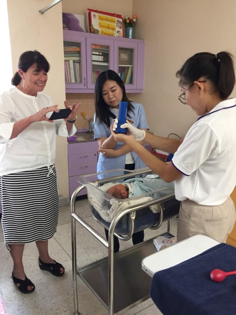 5. NNNS training at Chom Tong Hospital