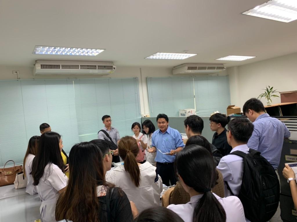 นักศึกษาคณะแพทย์ศึกษาดูงาน 10662_190611_0024